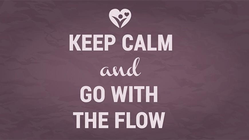 Tajomstvom šťastia je flow