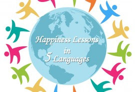 IWEN Happiness Lessons in Hungarian, English, German, Slovak and Romanian