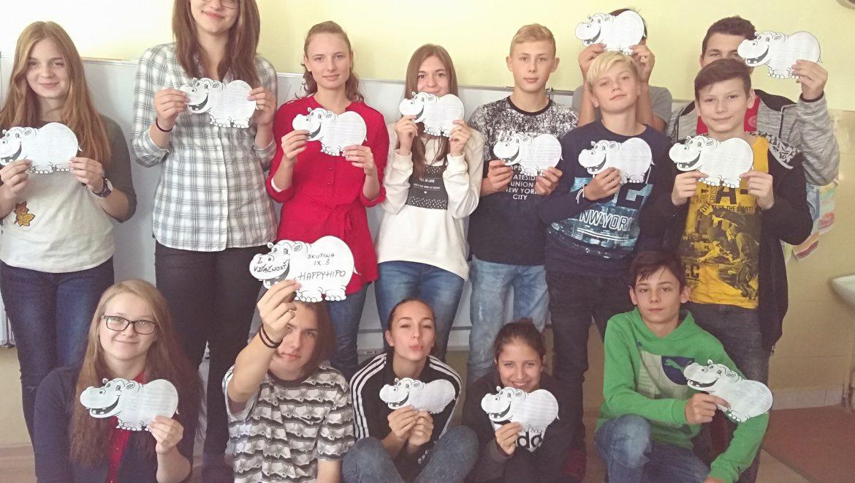 Direktor | Hodina šťastia v ZŠ M. R. Štefánika v Lučenci