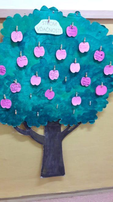 Strom vďačnosti