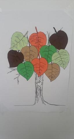 Strom vďaky