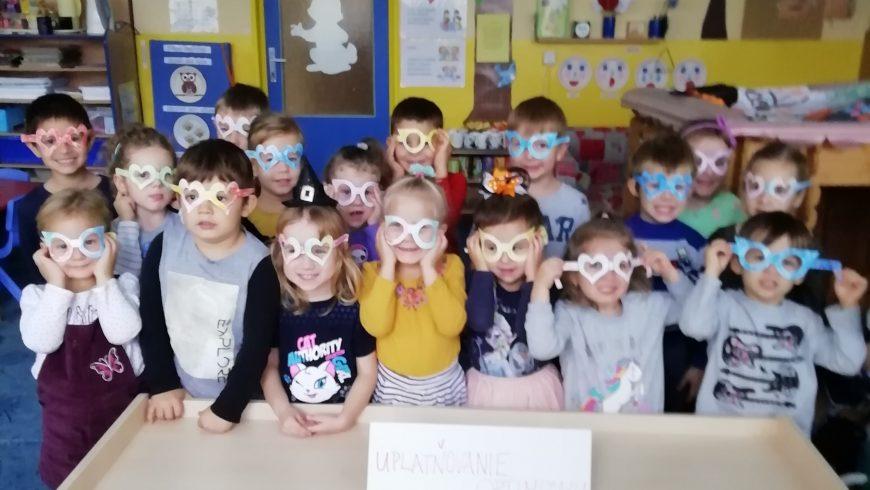 Zhotovenie kúzelných okuliarov