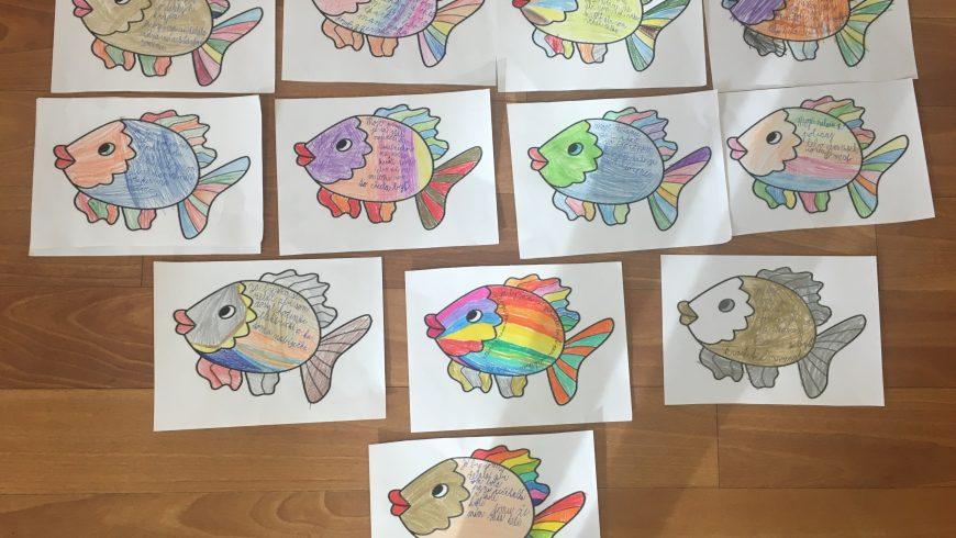 Rybky želaní